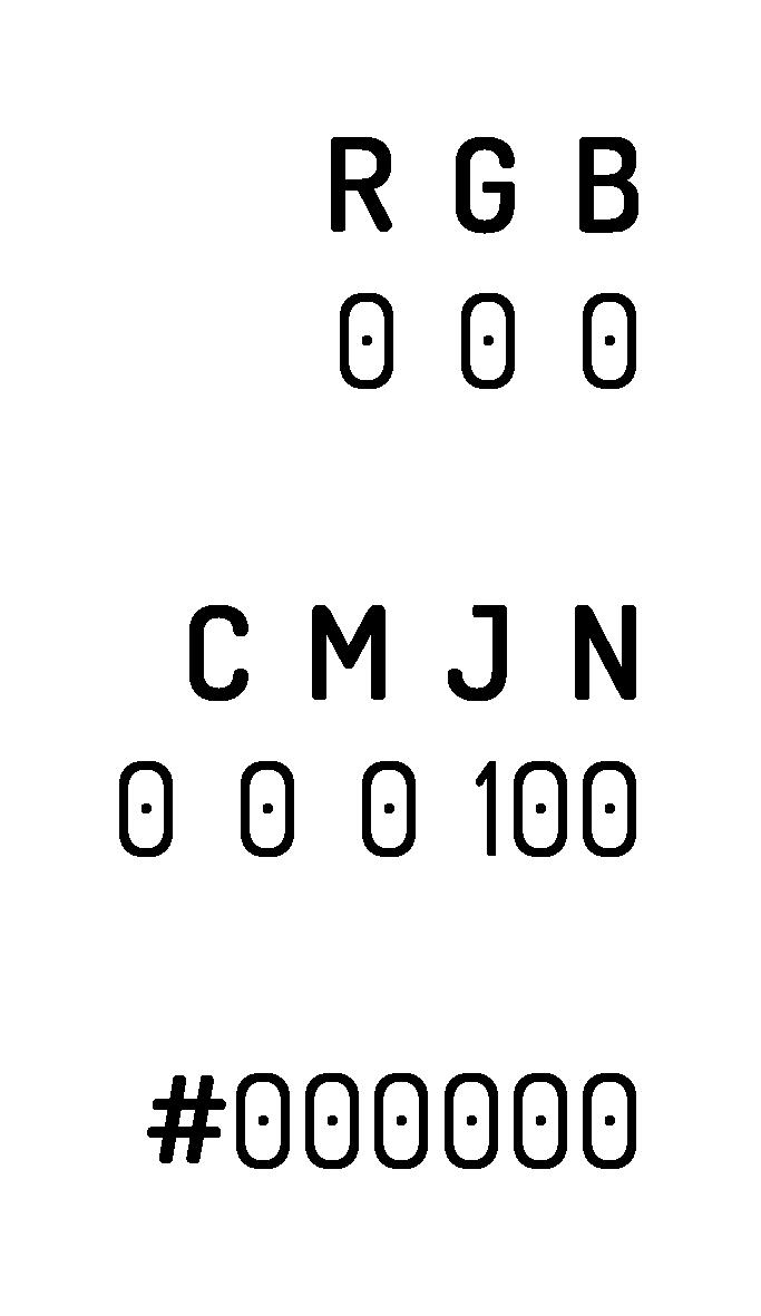 Etincelle - Charte graphique noire - Burosuper