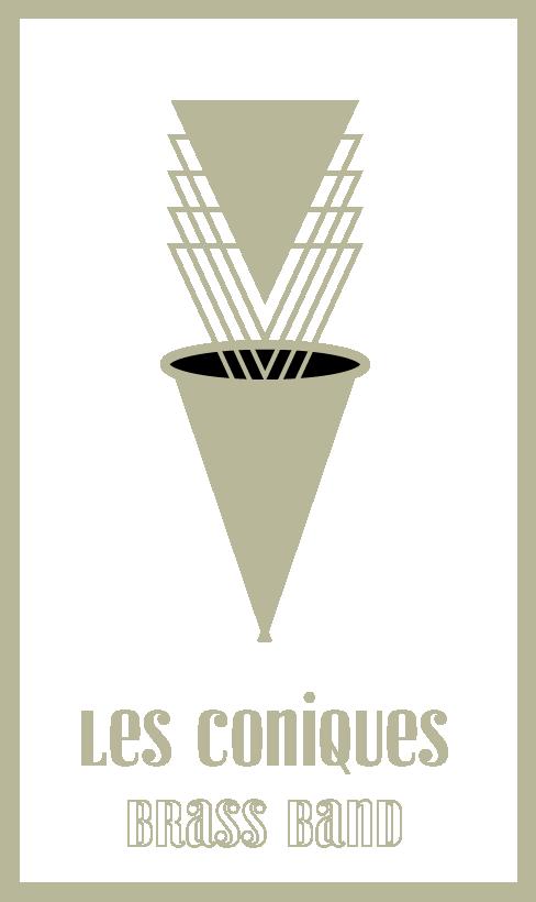 Logo les Coniques Brass Band