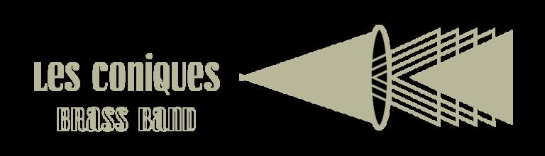 Logo signature Les Coniques Brass Band