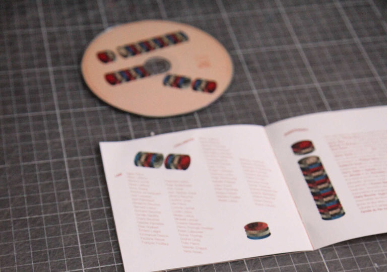 CD et livret album - LADB Steelband