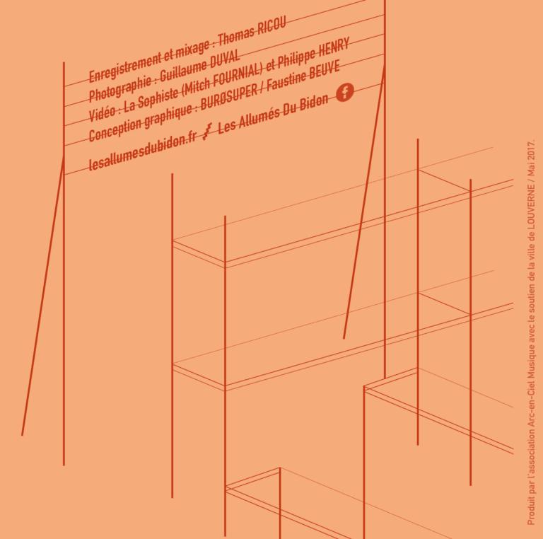 livret album cd LADB Steelband5