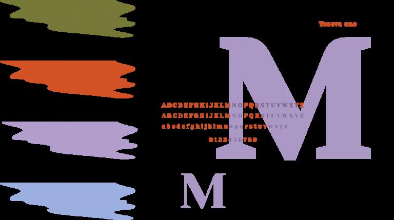 Charte graphique Maison Miami